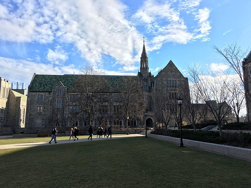波士顿学院管理学院