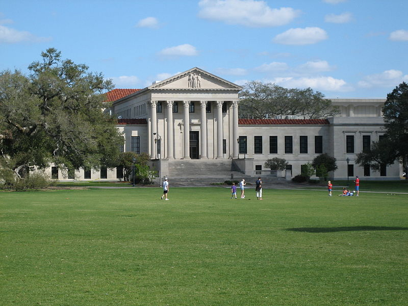 路易斯安那州立大学化学系