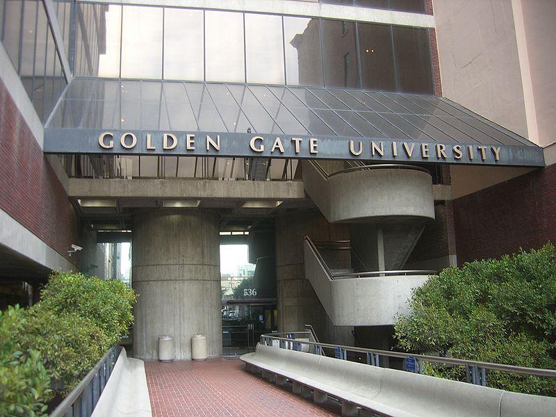 美国金门大学
