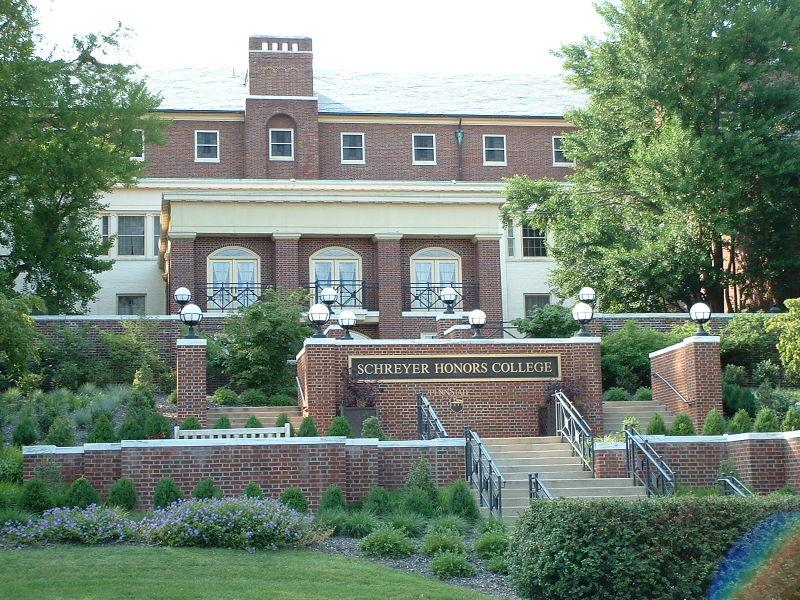 宾州州立大学帕克分校回国就业率