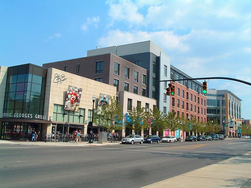 俄亥俄州立大学哥伦布分校