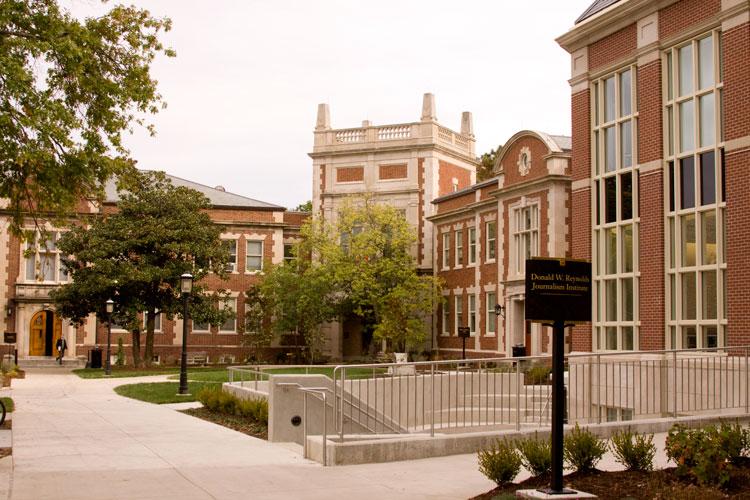 密苏里大学安全