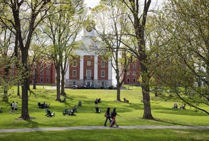 对国际生资助最多的10所美国大学!助学金拿到手软!