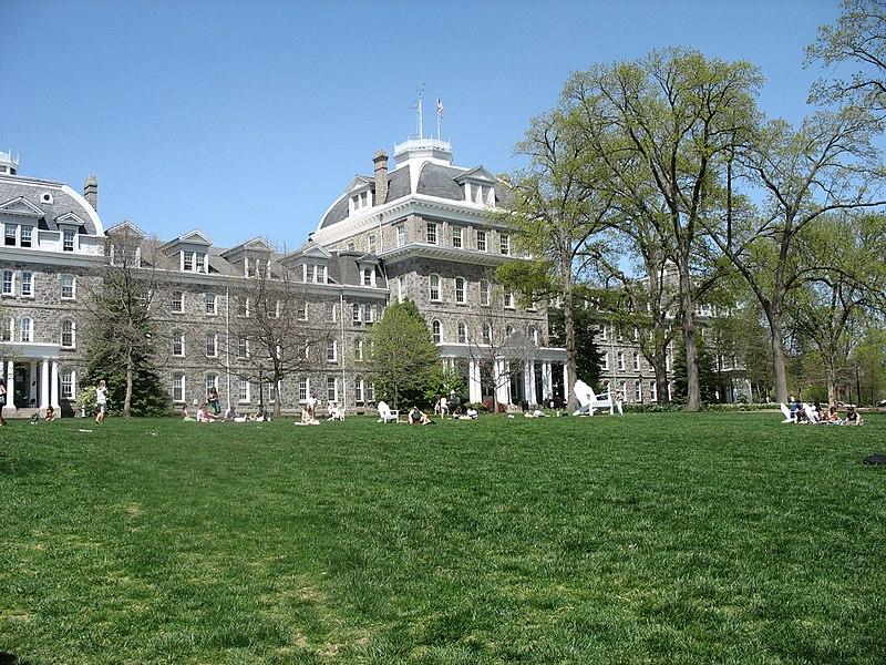 留学宾夕法尼亚州,学校教学质量、数目、媲美于加州!