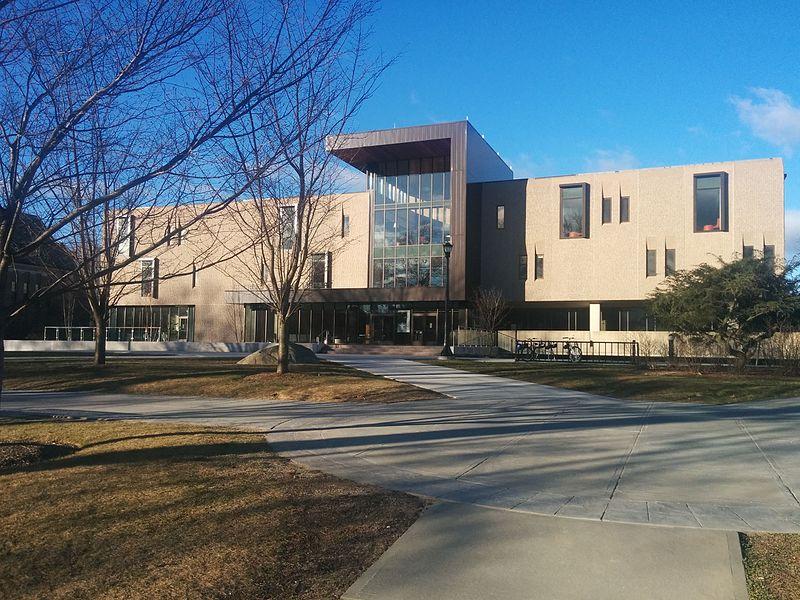 美国康涅狄格学院
