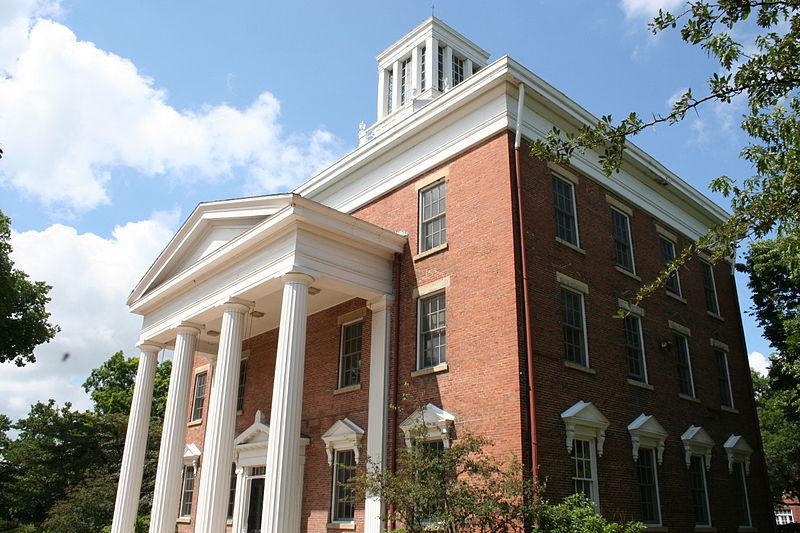 美国中部的威斯康辛州Beloit的私立文理学院―比洛特学院