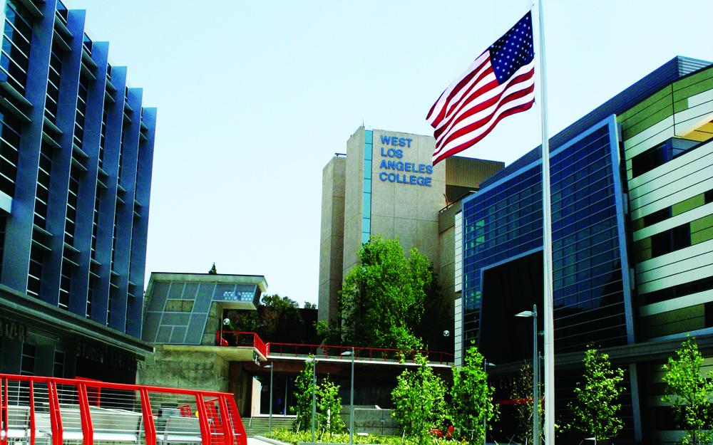 西洛杉矶学院