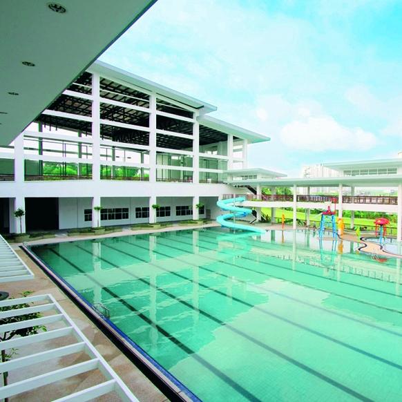 马来西亚万达国际学院的地理位置