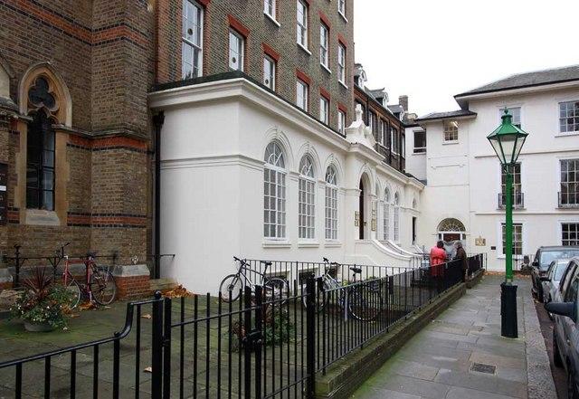 留学英国伦敦大学海斯洛普学院,值得你为之奋斗努力!