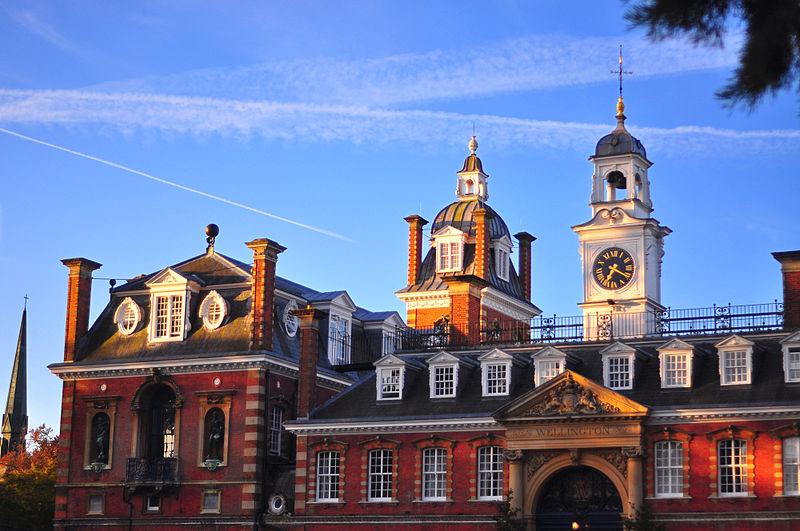 国际商界精英摇篮,英国威灵顿学院!