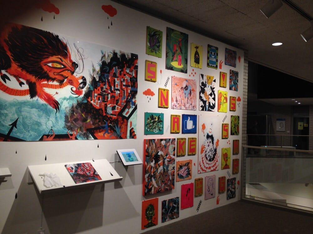 传说中的艺术天堂――明尼阿波利斯艺术与设计学院