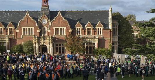 新西兰林肯大学全球排名