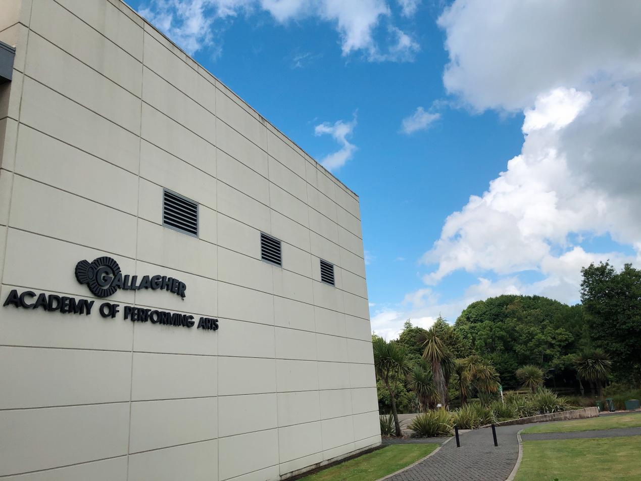 新西兰建筑学