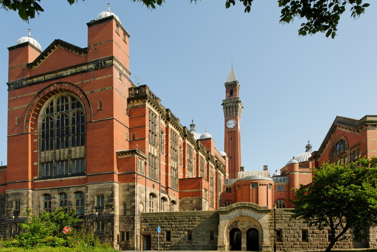 伯明翰大学最新录取标准和介绍抢先看!