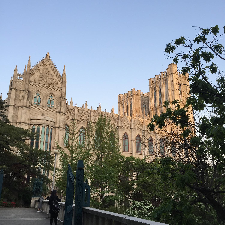 开设了服装设计的韩国大学有哪些?