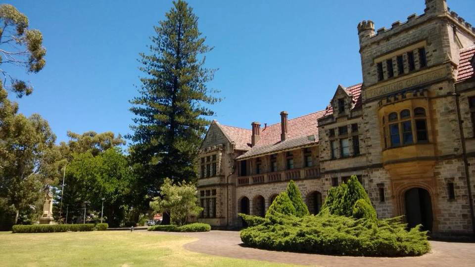 西澳大学商学院在哪个校区
