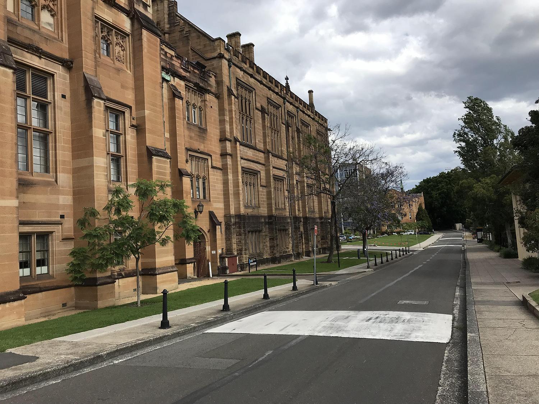 厦门大学院长率团来访,与南昆士兰大学共商发展合作