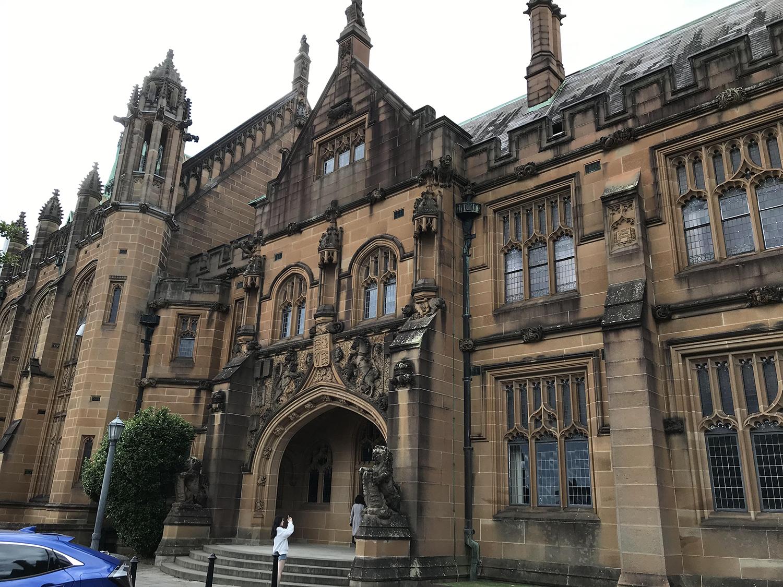 利用高考成绩成功直录澳洲悉尼大学理学学士
