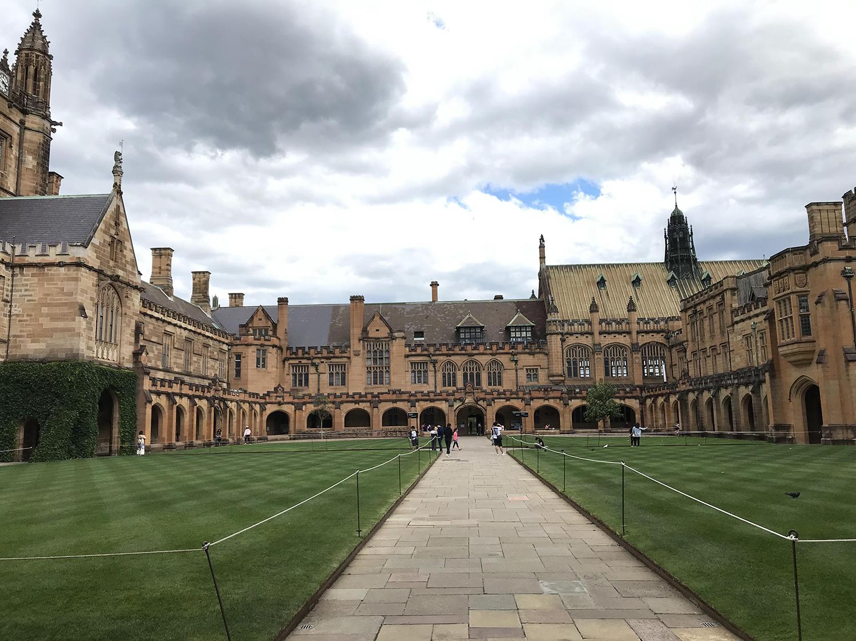 悉尼大学本科项目管理专业