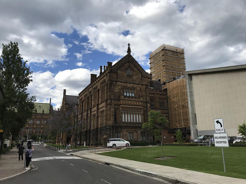 双非背景均分78,成功逆袭悉尼大年夜学城市筹划专业!