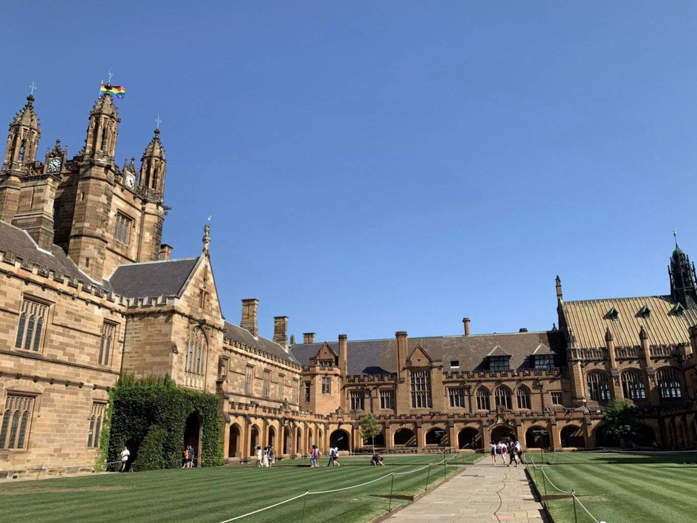 2020年澳洲留学各阶段请求开端啦!