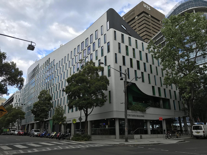 悉尼科技大学几个校区