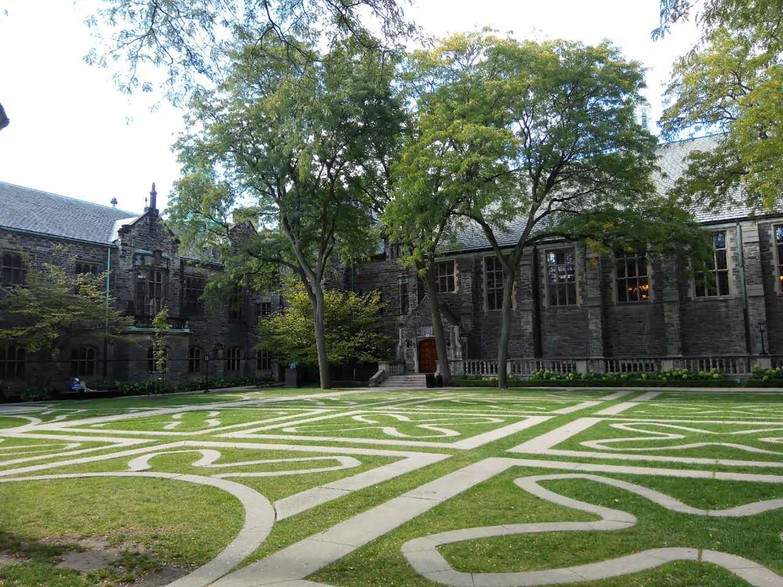 留学云带你走进多伦多大学