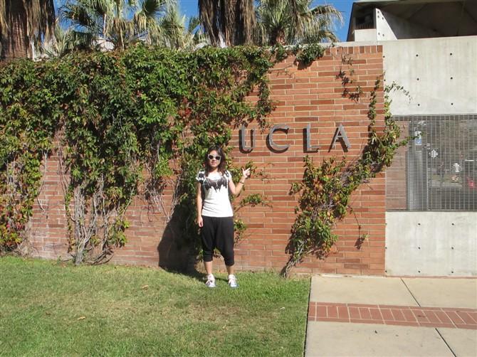 提早规划,一锤定音,普高学生成功突破UCLA!