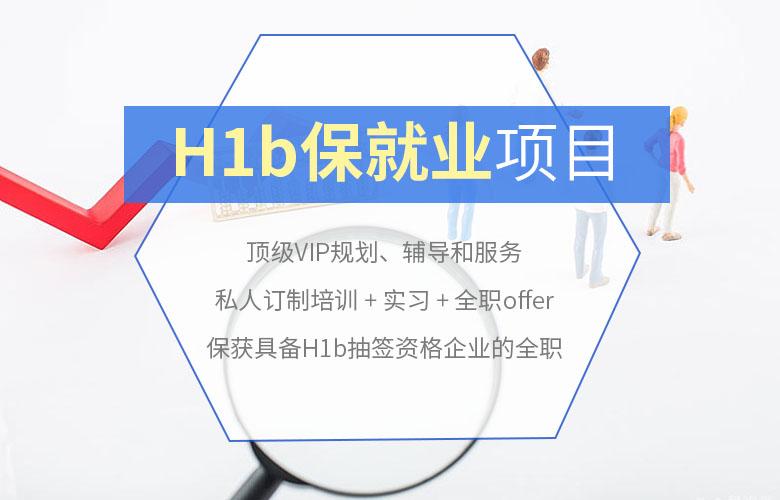 H1b保就业项目