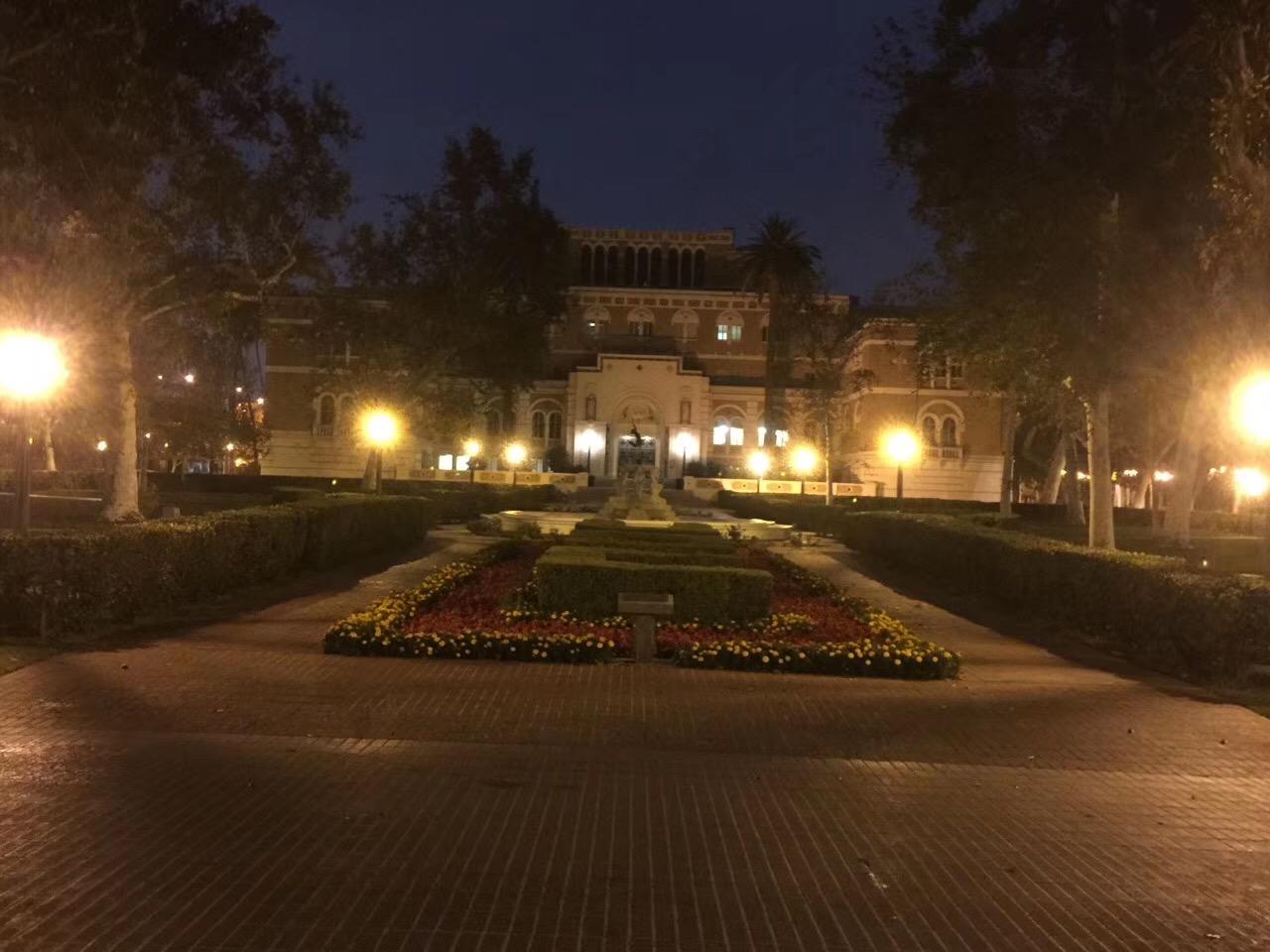 标化成绩低?清晰的认识与定位,直通南加州大学!