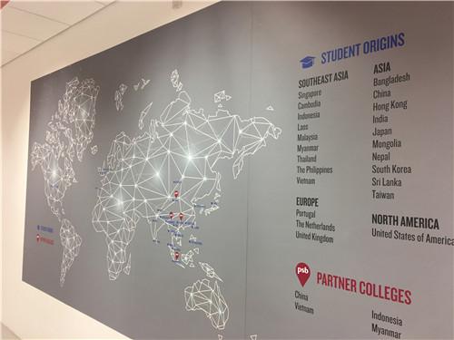 选择在新加坡PSB学院是什么感受?