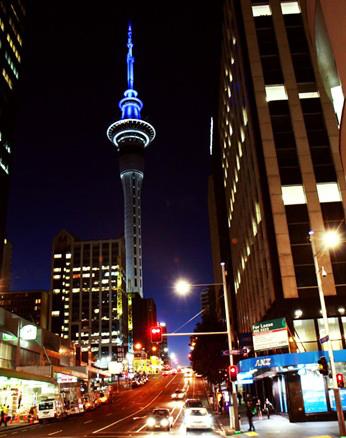 蓝天碧海,风景秀丽,热情好客的新西兰等着你!